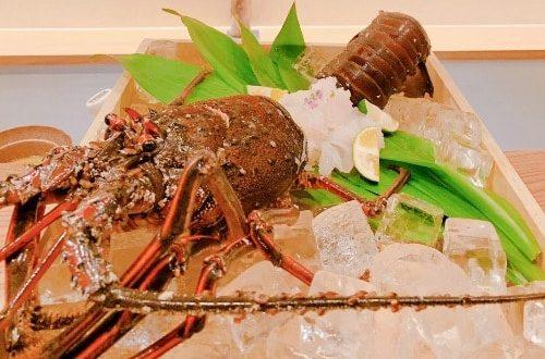 伊勢海老の料理イメージ2