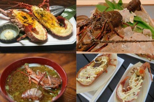 伊勢海老の料理イメージ3